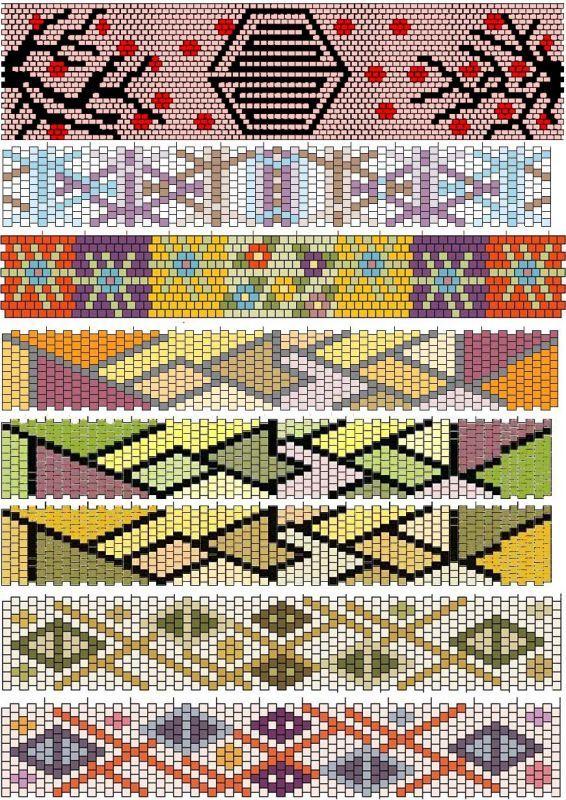 Мозаика бісер схема