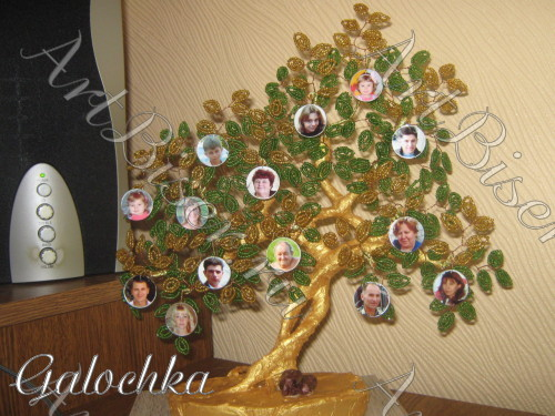 Как сделать дерево жизни в подарок - Биметалл Плюс